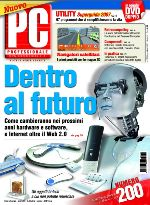 PC Professionale magazine cover