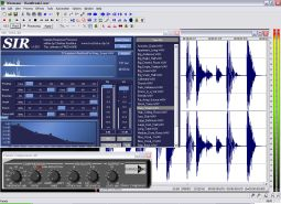 Real time VST plugin Wavosaur