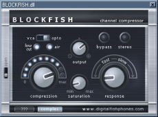 Blockfish VST GUI