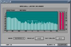Buz maxi 0 VST GUI