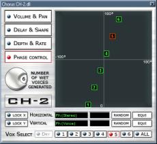 VST chorus free plugins - Wavosaur