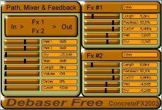 Free multi effect VST - Wavosaur
