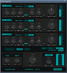 granComp3 VST GUI