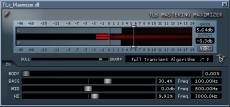 TLS maximizer limiter VST GUI